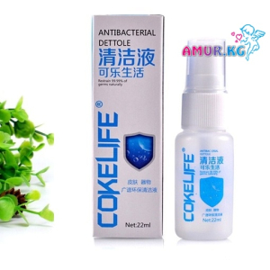 Дезинфицирующее средство Cokelife Spray