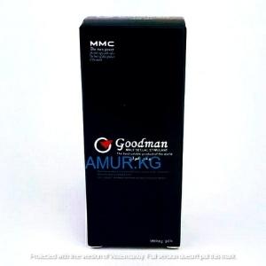 GOODMAN – препарат для потенции ВЗ49