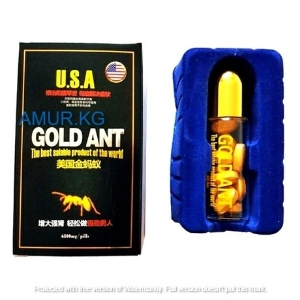 Золотой Муравей (Gold Ant) препарат для потенции ВЗ29