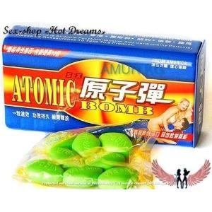 Таблетки для потенции Атомная бомба ВЗ57