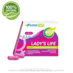 Средство возбуждающее для женщин Lady's Life ВОЗ13