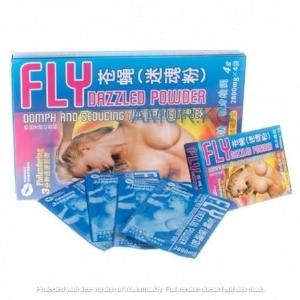 Fly Dazzled powder для женщин